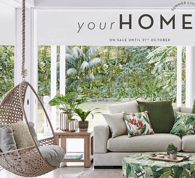 Harvey Norman liked it too, this could be ..... #yourhome #hangingchair #hamptons #outdoorliving
