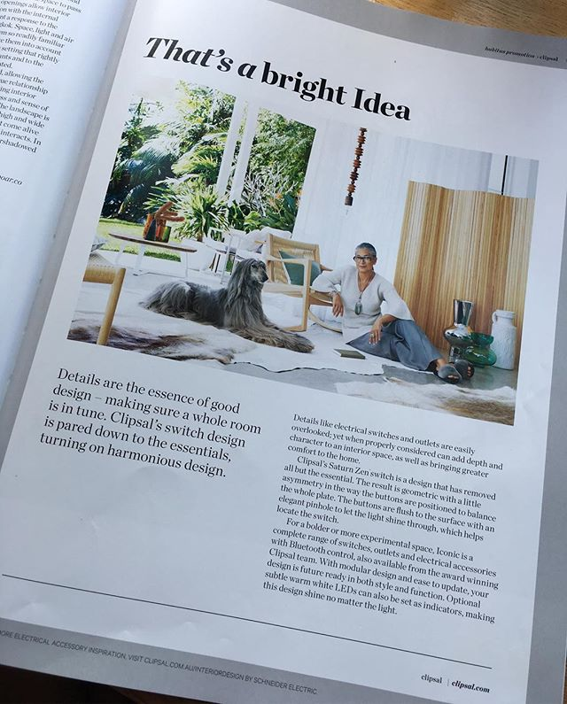 Always a complement to see your completed works in the press @clipsalaus especially when your relaxing on NY's day in a cafe!
