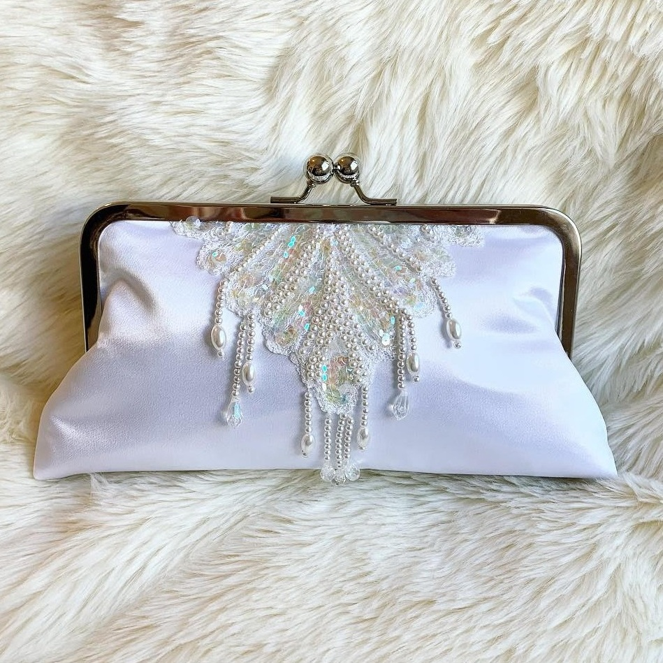 bridal purse with sequins and pearls.jpg