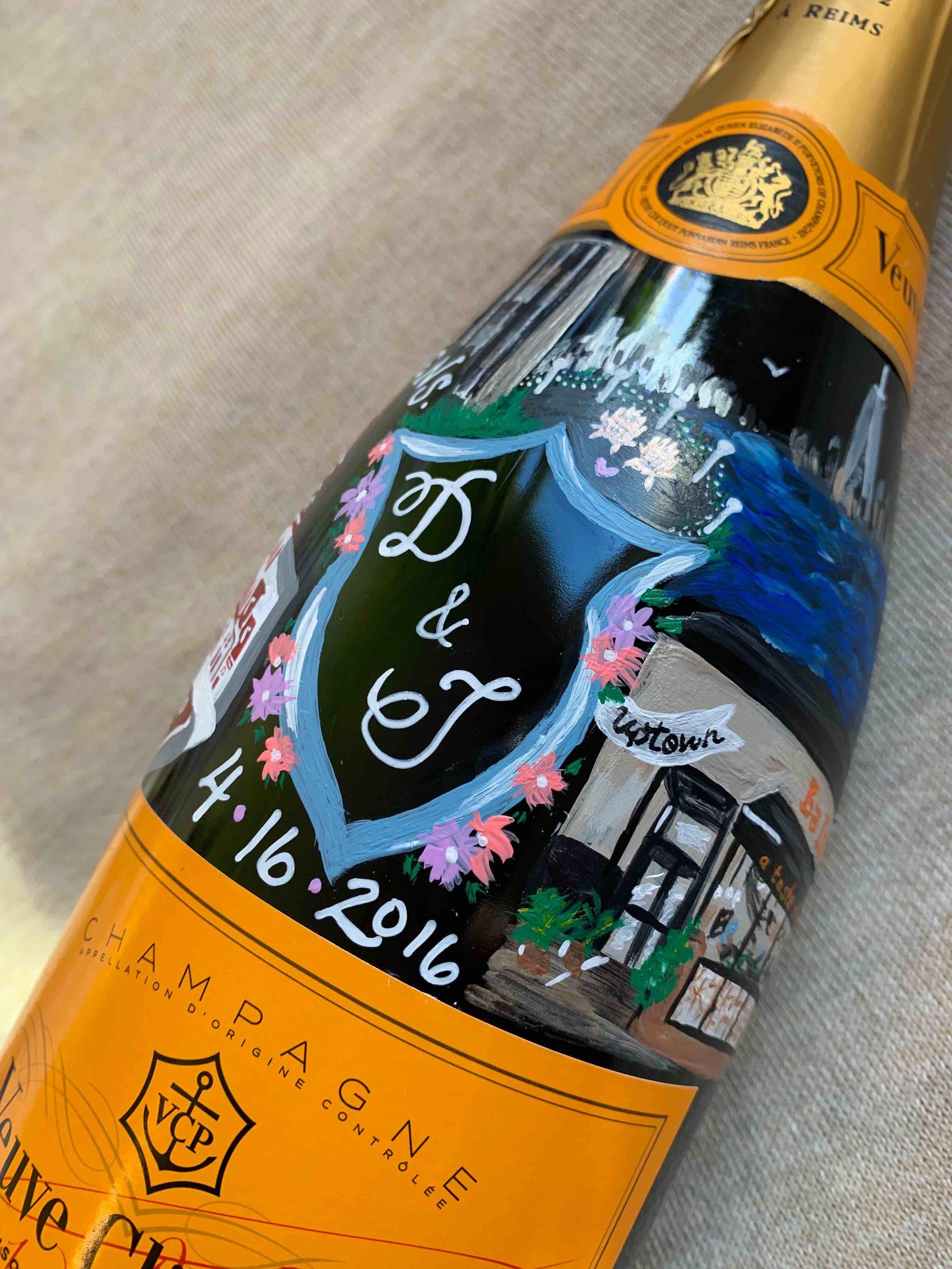 custom painted champagne bottle.jpg