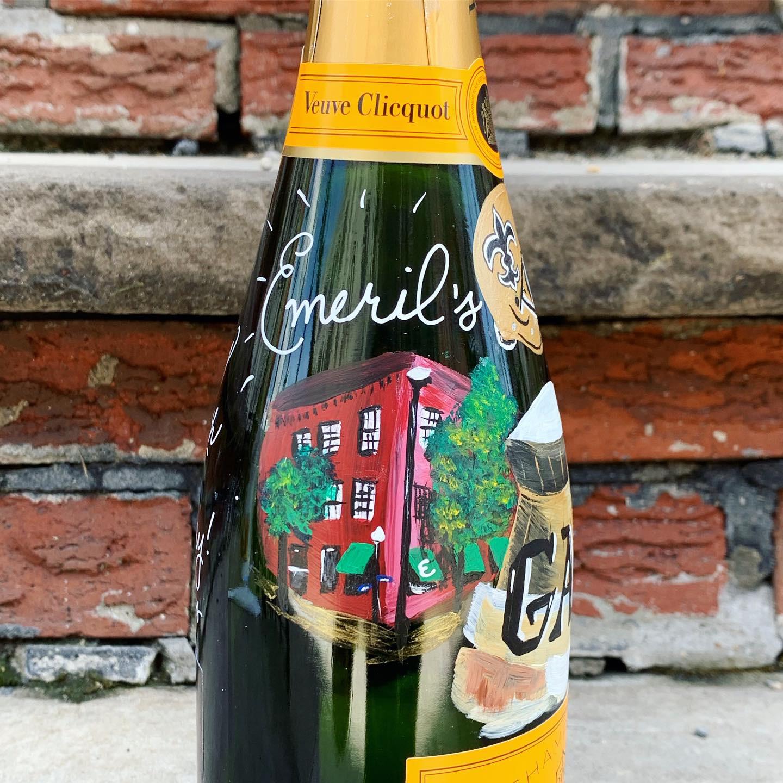 custom veuve clicquot champagne bottle.jpg