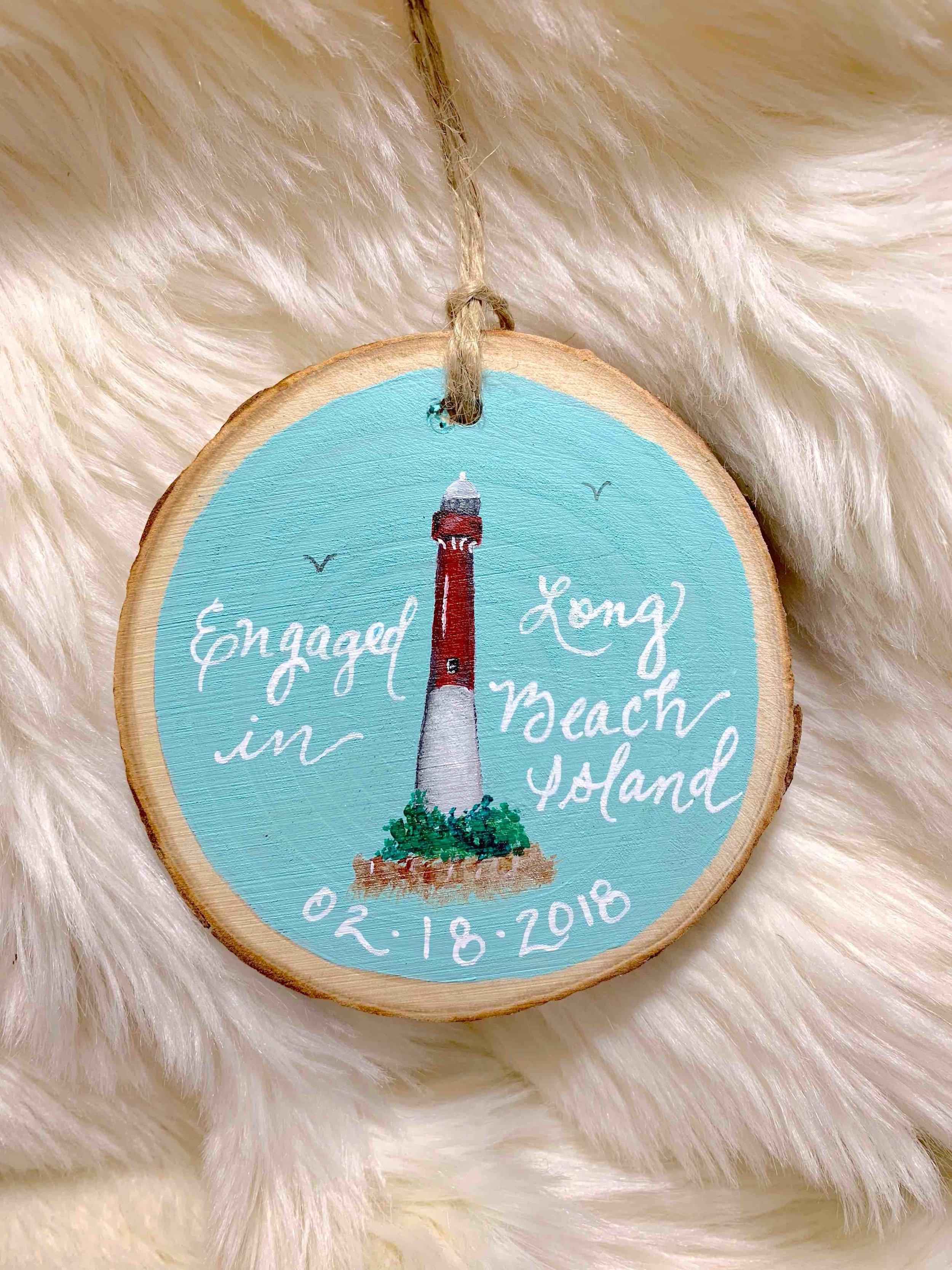engaged in long beach island ornament.jpg