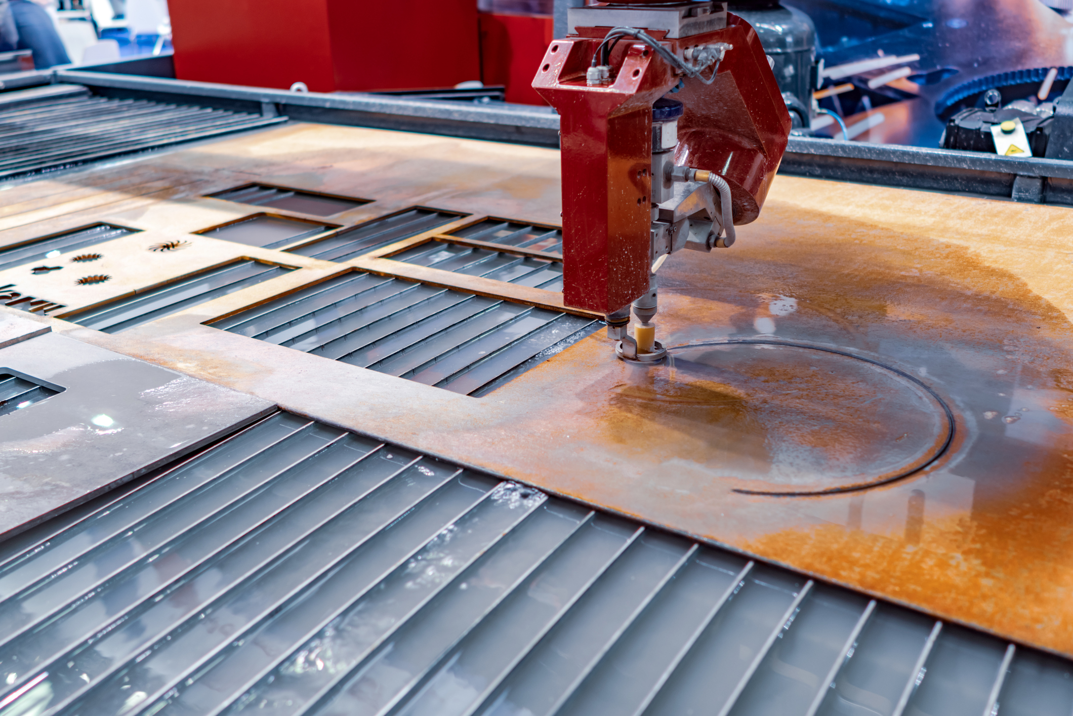 Water Jet -