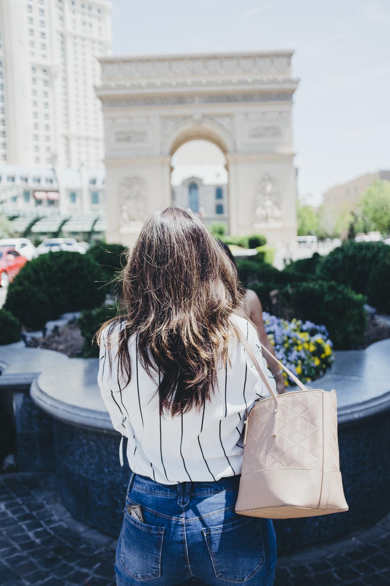 Springtime in Paris ☀️🌷✌️