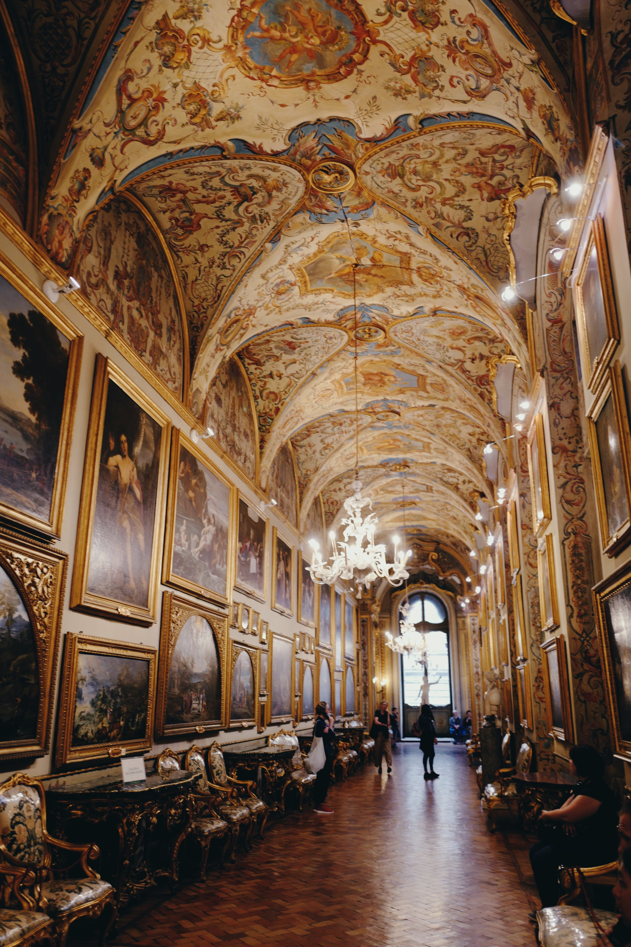 Gallery Doria Pamphilj: Southern Wing