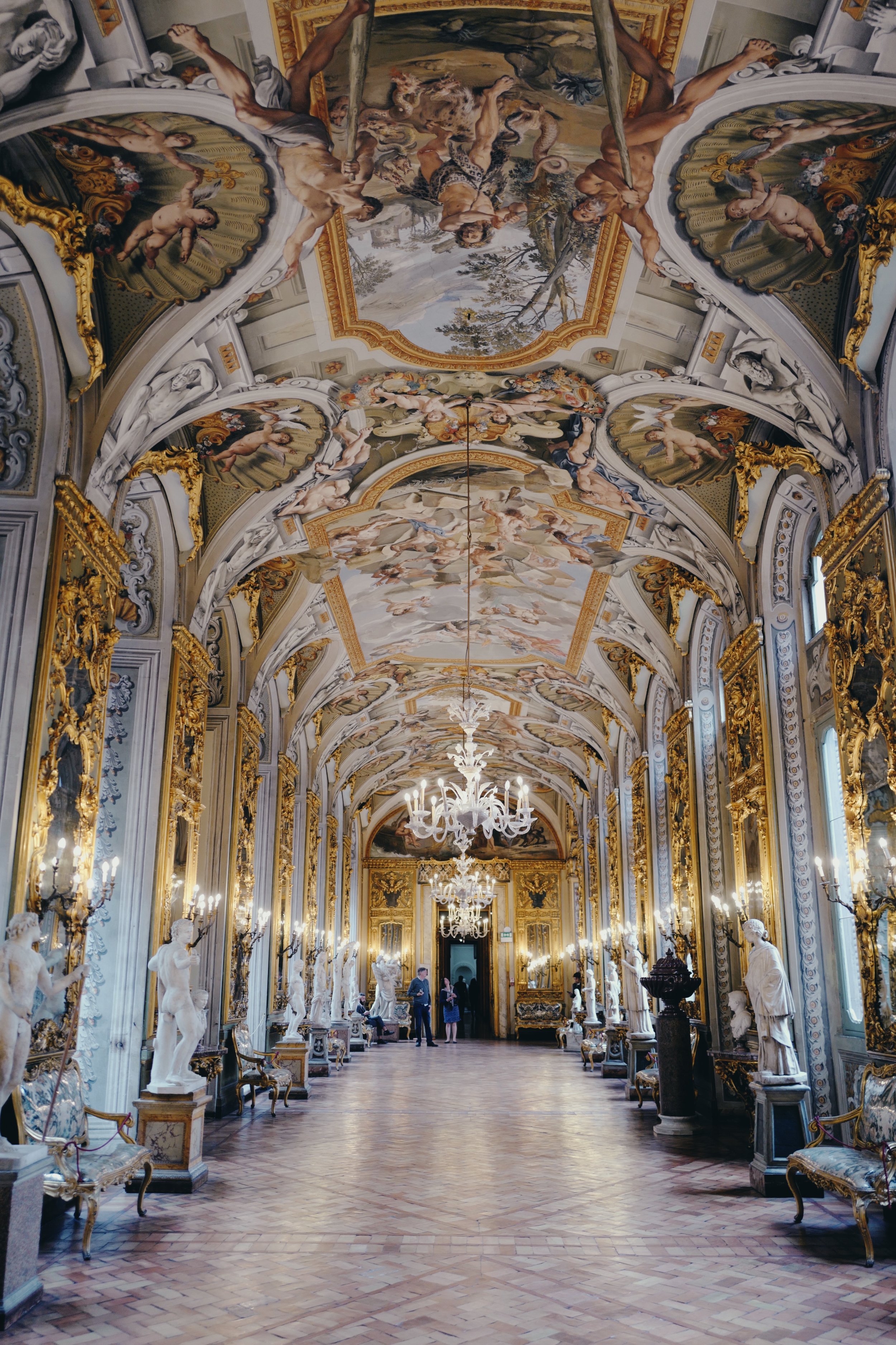 Galleria Doria Pamphilj: Gallery of Mirrors