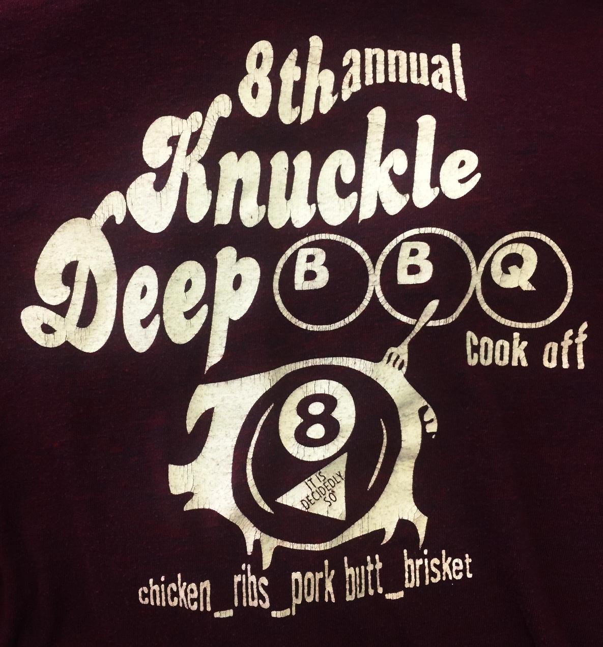 knuckle deep 8 - 2016