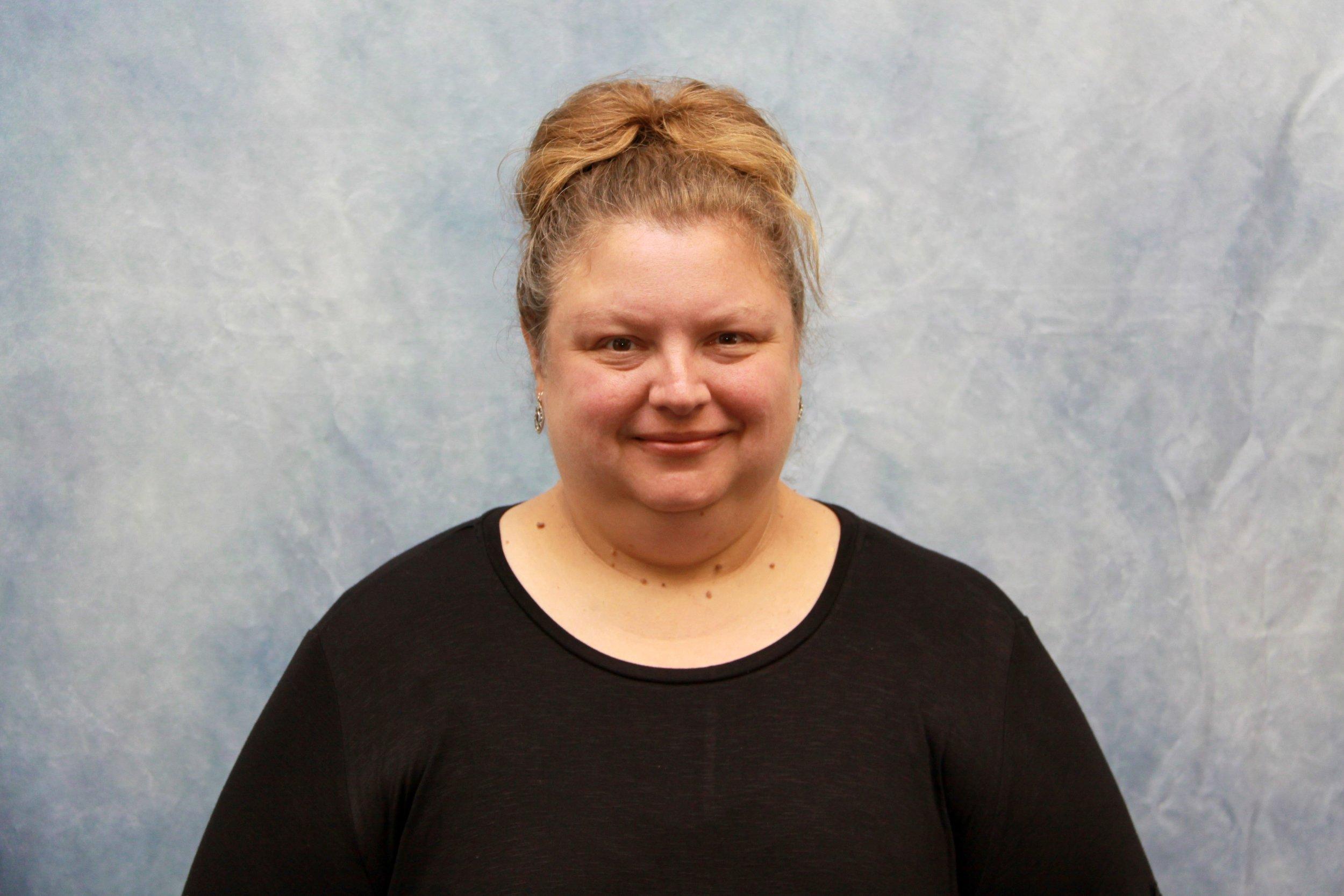 Stephanie Bass Receptionist stephanieb@fwgoodshepherd.org
