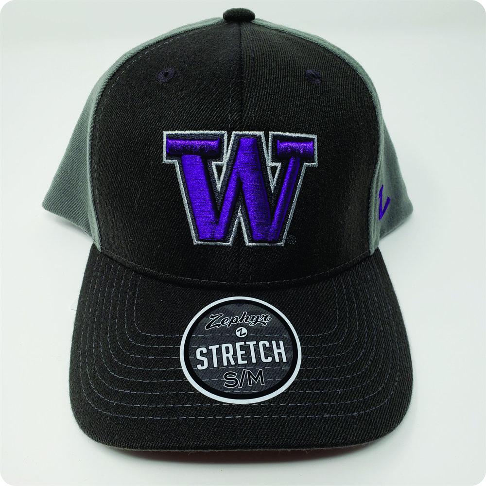 0896799c6 University of Washington Swell Flexfit Hat