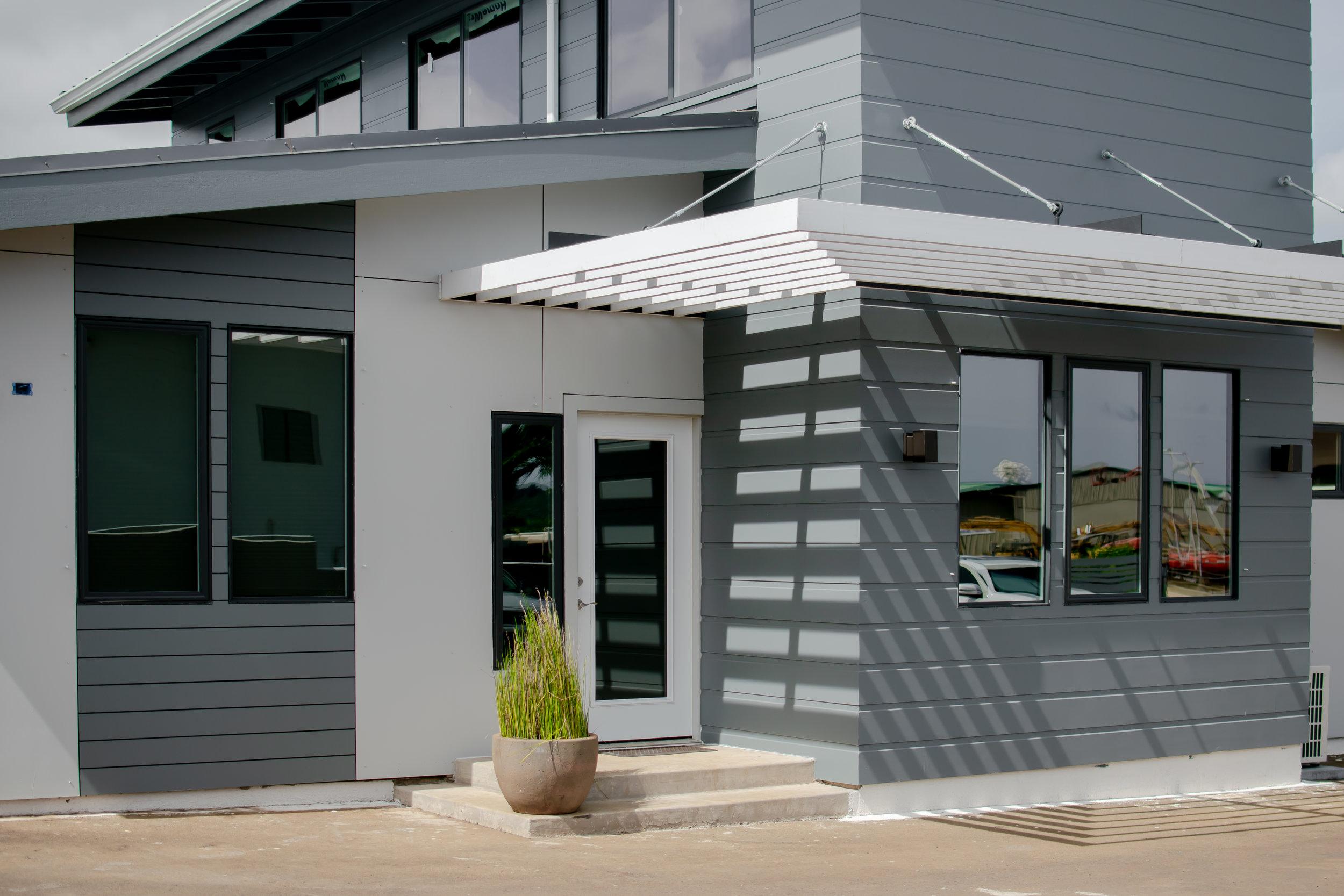 CR Design + Construction  |  Storefront