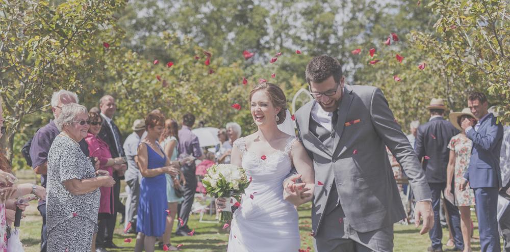Kathryn+Rob's Wedding photos at The Landing in Masterton, Wairarapa. NZ. Photographs by Jenny Siaosi.