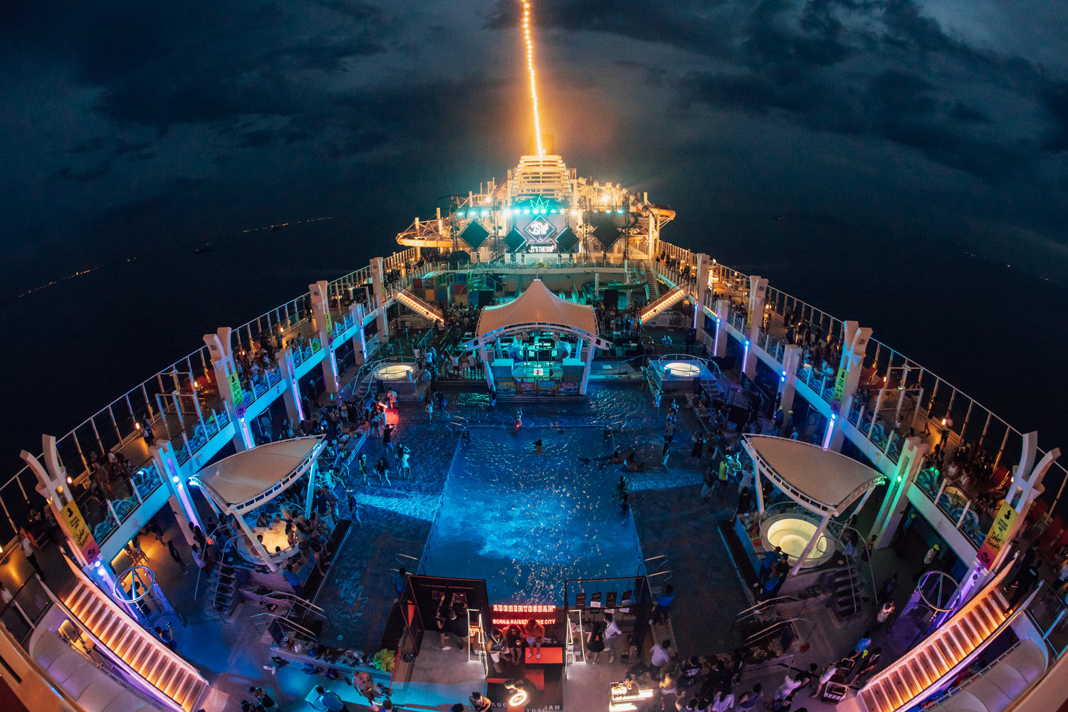 Asia's largest festival at sea, IT'S THE SHIP has ended with its 5th successful sailing, with all cabins completely sold out and a total of 4,000 shipmates in attendance