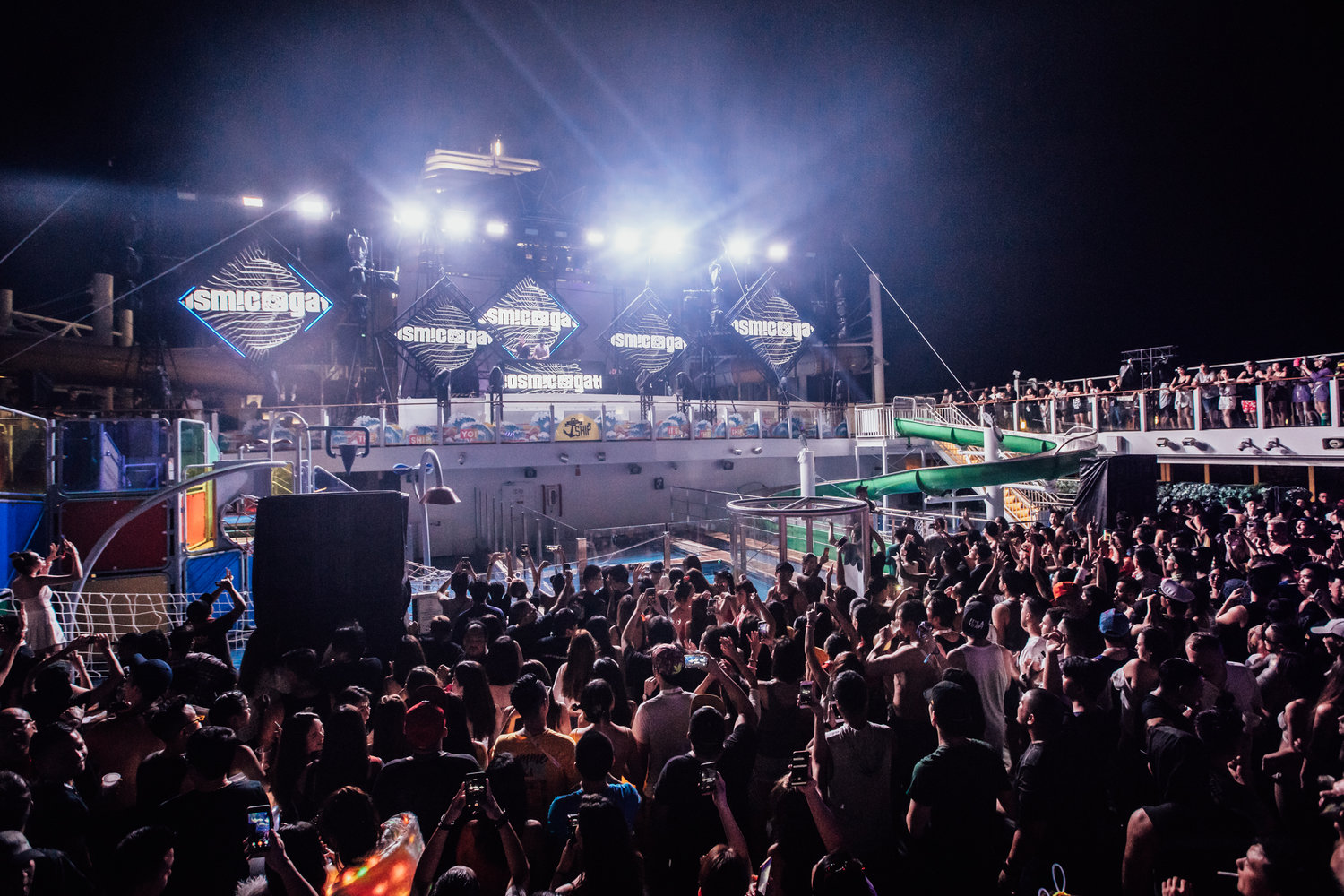 Marquee performances from EDM icons such as Cash Cash and Showtek stole the show while household trance names such as Paul Van Dyk, Cosmic Gate, and Vini Vici lit up the stage during their sets