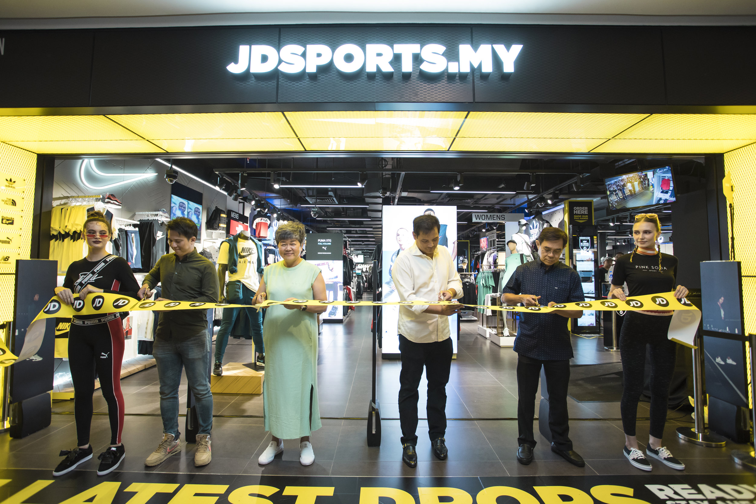 Celebrate The Bigger Better Jd Sports Mid Valley Kepohchi