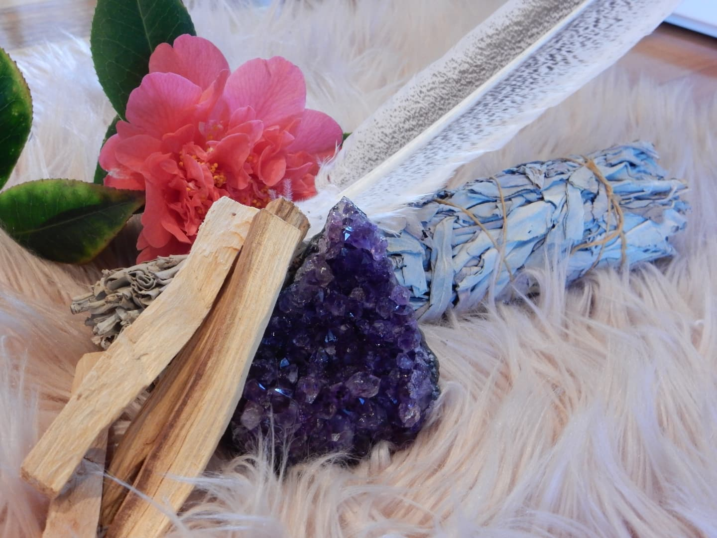 SMUDGE KITS AVAILABLE -