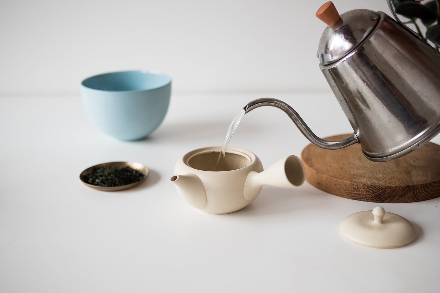 Brewing with kyusu - Read more →