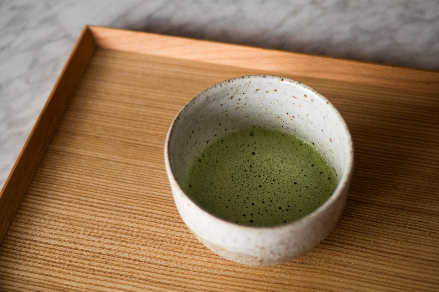 Matcha preparation guide -