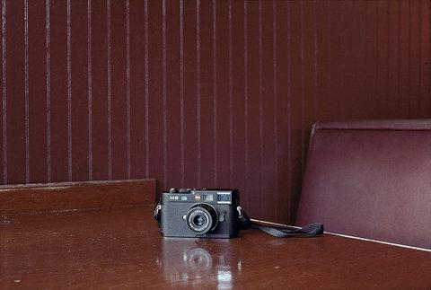 Leica by Lise Sarfati