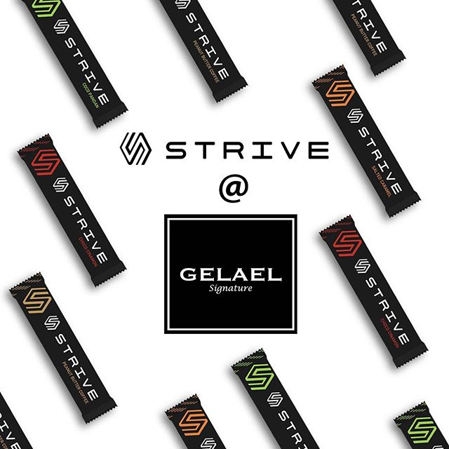Strive is also available @gelaelsupermarket (MT Haryono Kav 7, Tebet) during the Holiday season