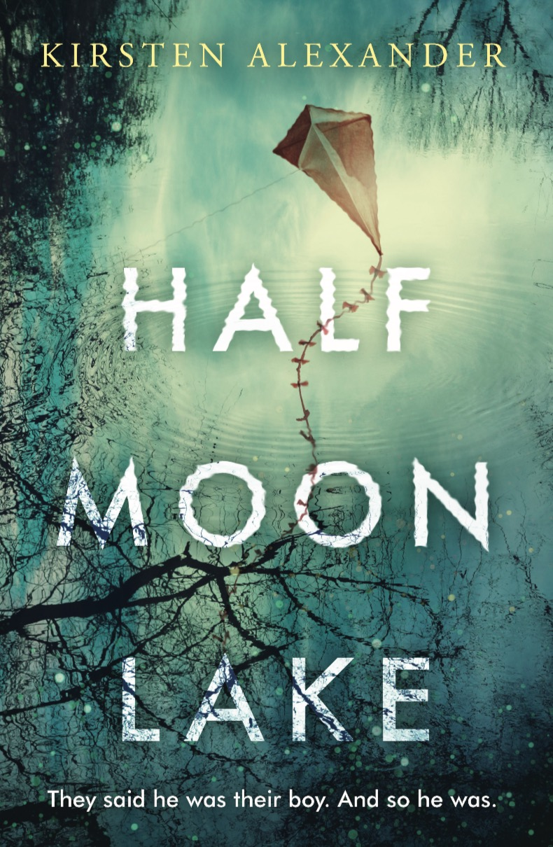 Half Moon Lake is published by:  Penguin Random House (Australian & NZ, 2019)   Grand Central/Hachette (US & Canada, 2020)