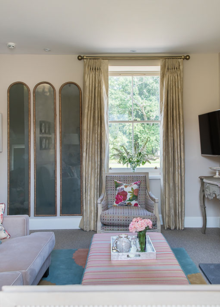 A VIEW FROM THE DRAWING ROOM