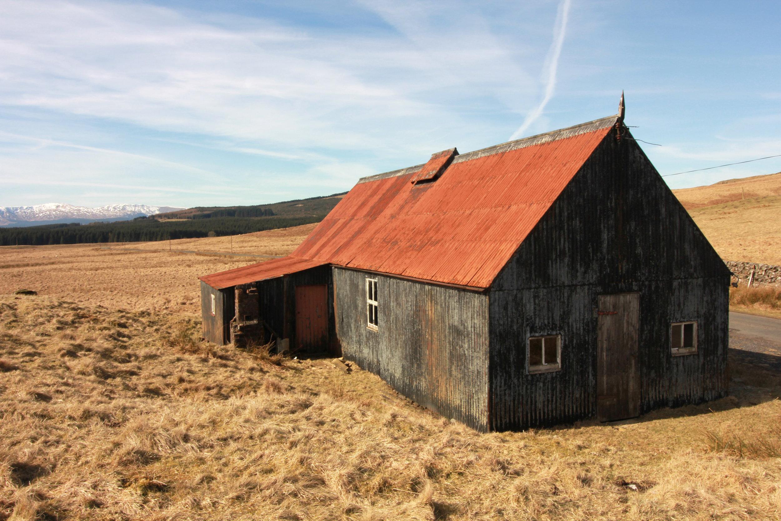 Stroanfreggan Bowls Hut