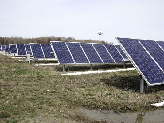 Renewable energy will help Maryland farmers -