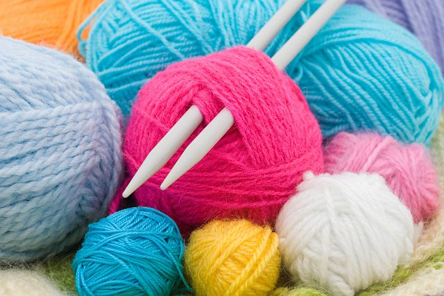 Craft Evenings - Every Monday - Every Monday from 3:30pm to 5:30pm we have different craft evenings including knitting & crochet. Participants are free to take part in whatever craft they want.For more information, click the Craft Evenings button below.