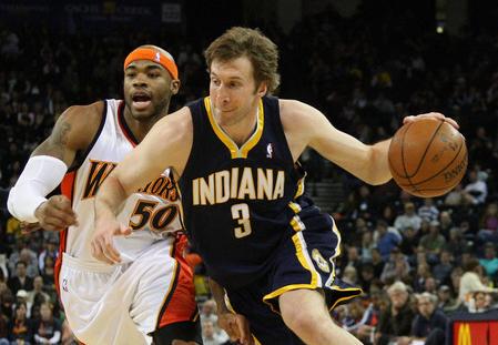 Troy Murphy,NBA Player -