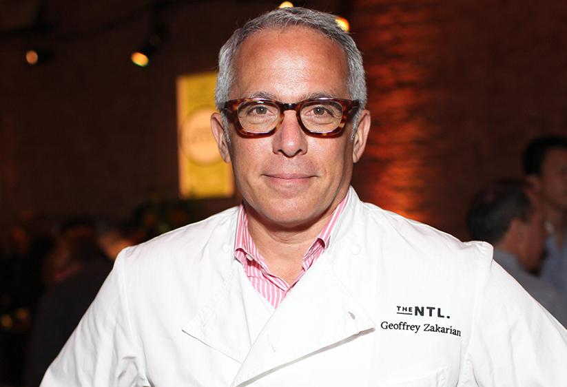 Geoffrey Zakarian, Celebrity Chef -