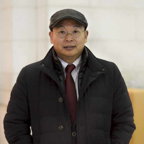Jianli Yang   Scholar, Internationally Recognized Human Rights Activist