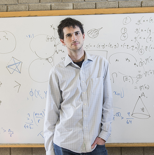 Wesley Pegden   Associate Professor in the Department of Mathematical Sciences at Carnegie Mellon