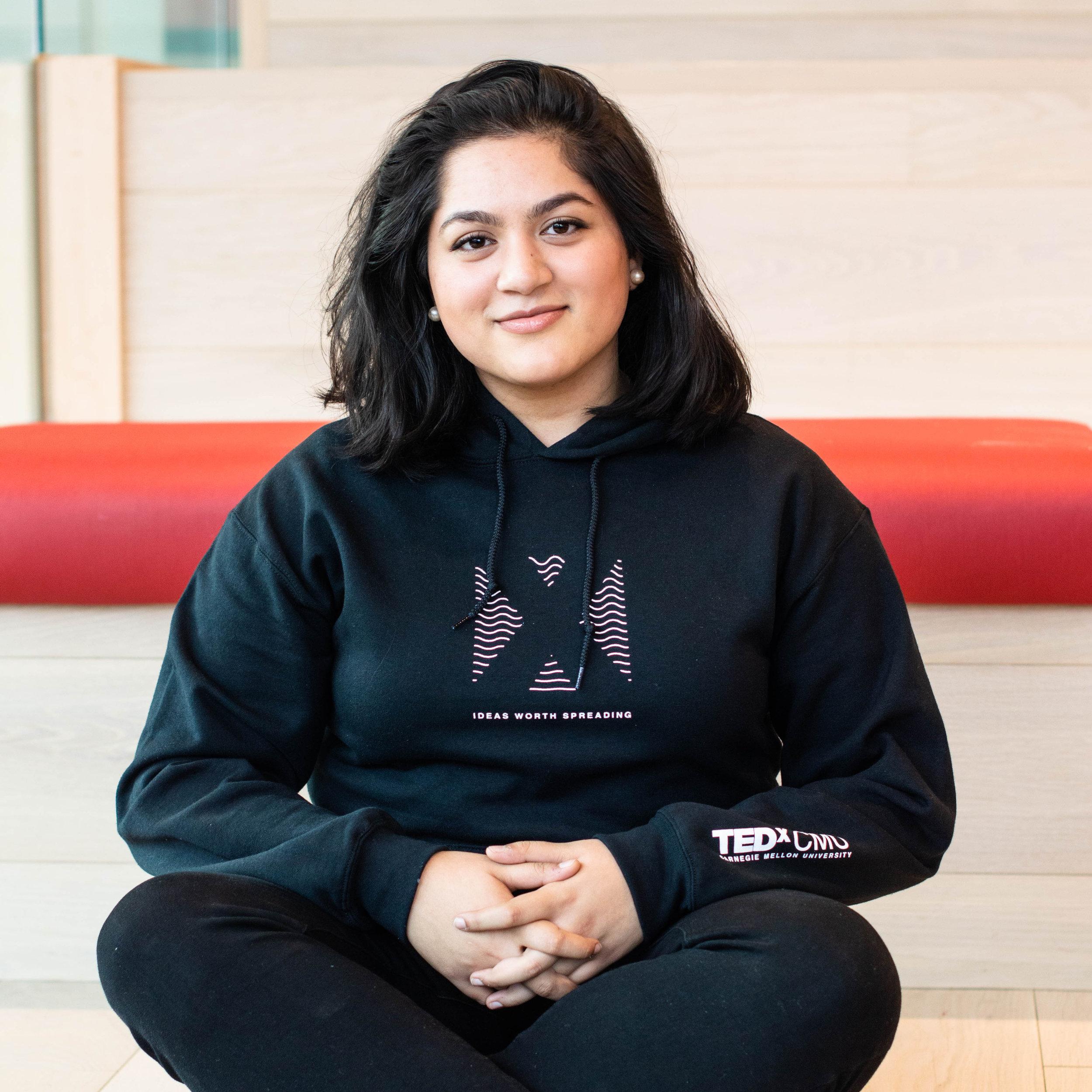 Shreya Nandi  Head of Speaker Curation