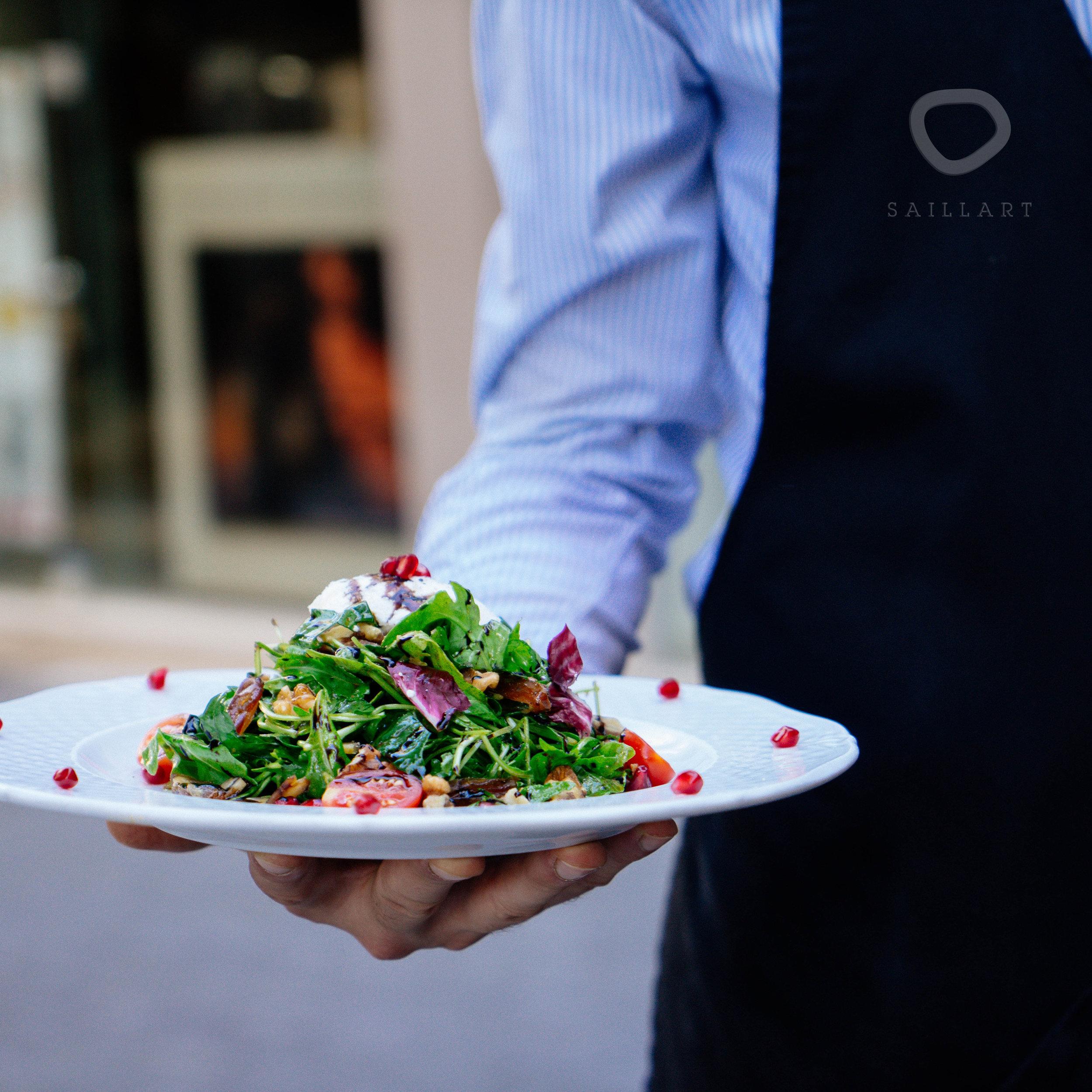 Werken bij Saillart - Wil jij als cateringbeheerder, cateringmedewerker of kok aan de slag? Ga jij net als wij tot het uiterste voor je klanten? Laat dan zeker van je horen. Want wij zoeken regelmatig extra personeel.