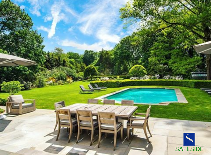 Another Tick and Mosquito free backyard. Southbury CT