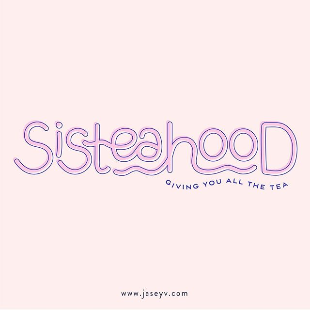 *sips tea* 👀⁣ some piping hot branding coming your way 🔥⁣ ⁣ ✨Let me know in the comments below what you think this logo is for! 👇🏾⁣ .⁣ .⁣ .⁣ .⁣ .⁣ #squarespacedesigner #blackgraphicdesigner #blackfemaleentrepreneurs #dreamersanddoers #ladieswholaunch #herestothecreatives #brandingdesigner #womenownedbusiness #brandidentitydesign #blkcreatives #servicesbasedbusiness #sixfigurechick #21ninety #creativeentrepreneurs #communityovercompetition #brandstylist #girlceo #savvybusinessowners #shehustles #smallbizbranding #logodesigner #logomaker #whitespacefall #thatssodarling #createcultivate #workparty
