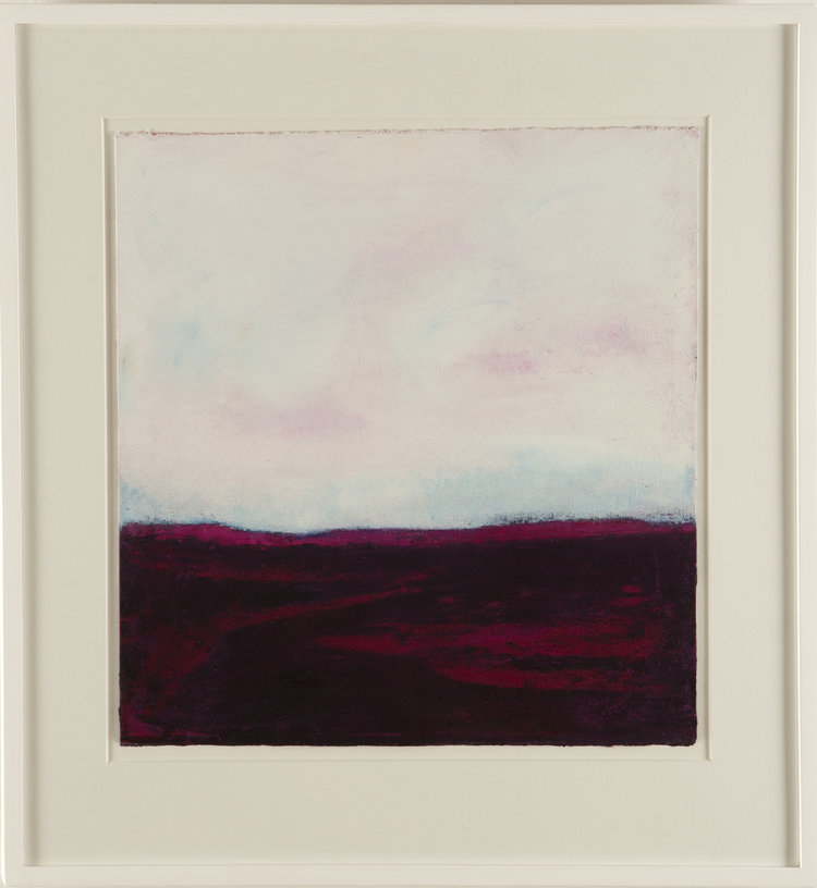 PINK LANDSCAPE 52CM X 54CM  FOR SALE