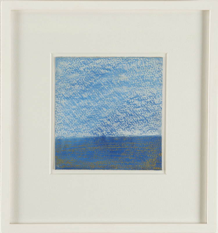 BLUE SEA I 30CM X 30CM- FOR SALE