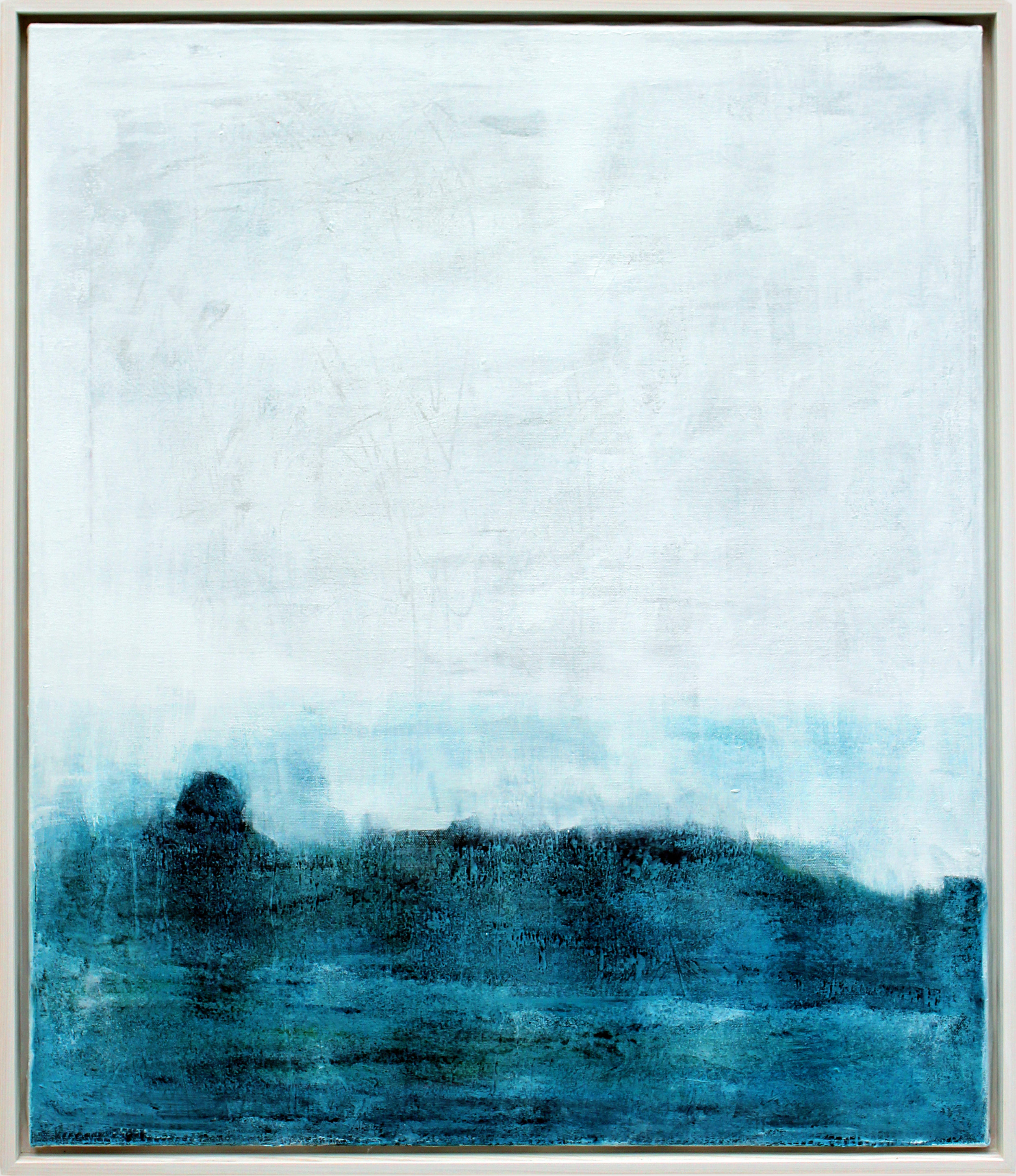 MISTY RAIN oils on canvas 100 x 60 cm SOLD 🔴