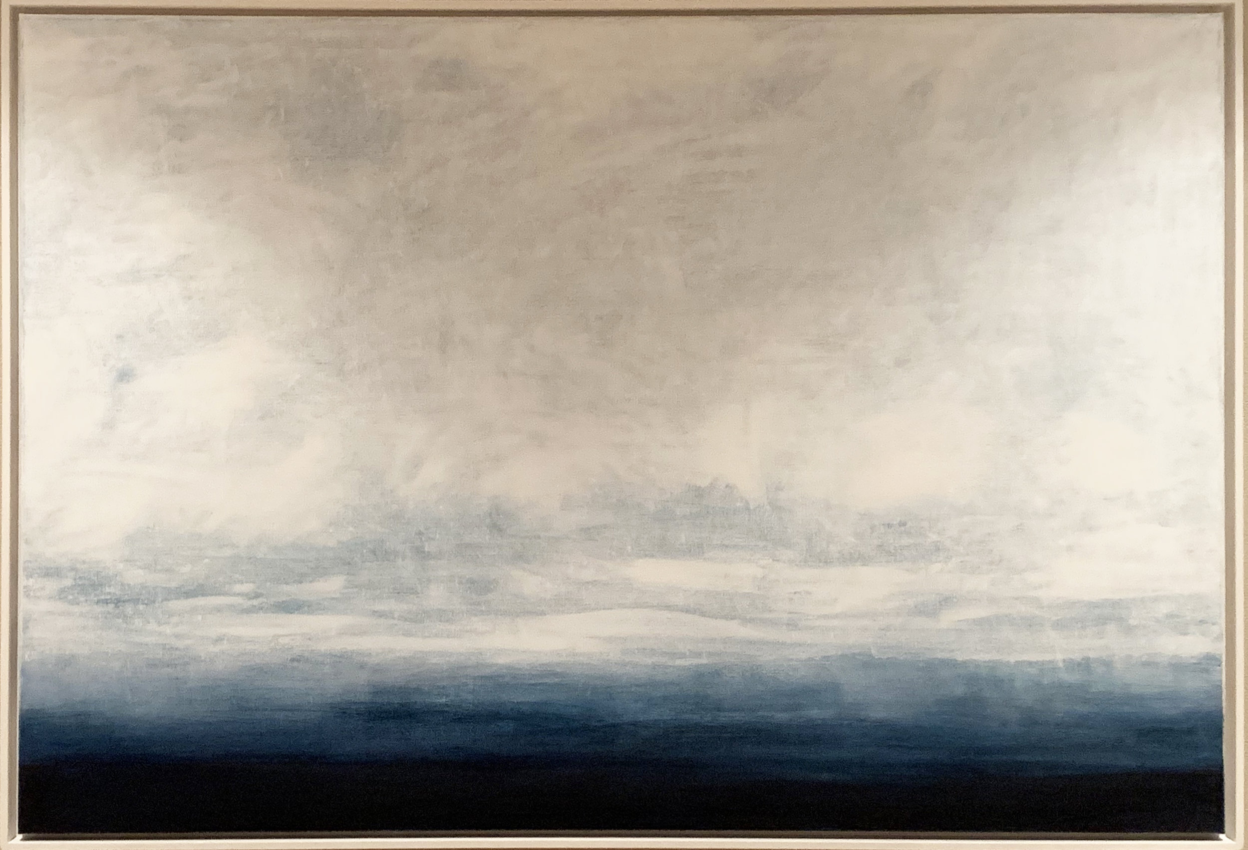 MIST oils on canvas. 154cm x 104cm SOLD 🔴