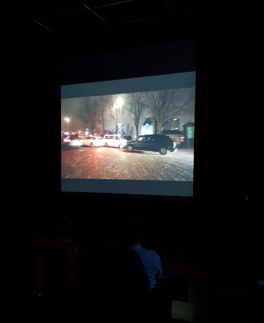 premiere documentary taxi industry