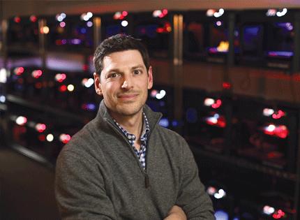 Jason Frasca, entrepreneurship instructor and startup mentor, Montclair State University. - (PHOTO BY AARON HOUSTON)