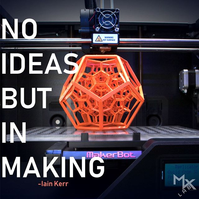 💡You can learn about the Innovation Design Framework by taking a class on it. Sign up for the course ENTR 260 - Introduction to 3D Printing and Innovation Design or complete the Certificate in Innovation & Digitally Mediated Making.  Why, you ask? Because innovation skills are high in demand. Get your skills today! Check out our website for more info at https://buff.ly/2I6QUQA⠀ #3Ddesign #mixlabdesign #innovation #mixlab #FelicianoSchoolofBusiness