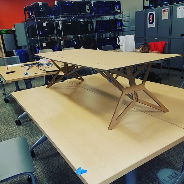 prototype of new tables
