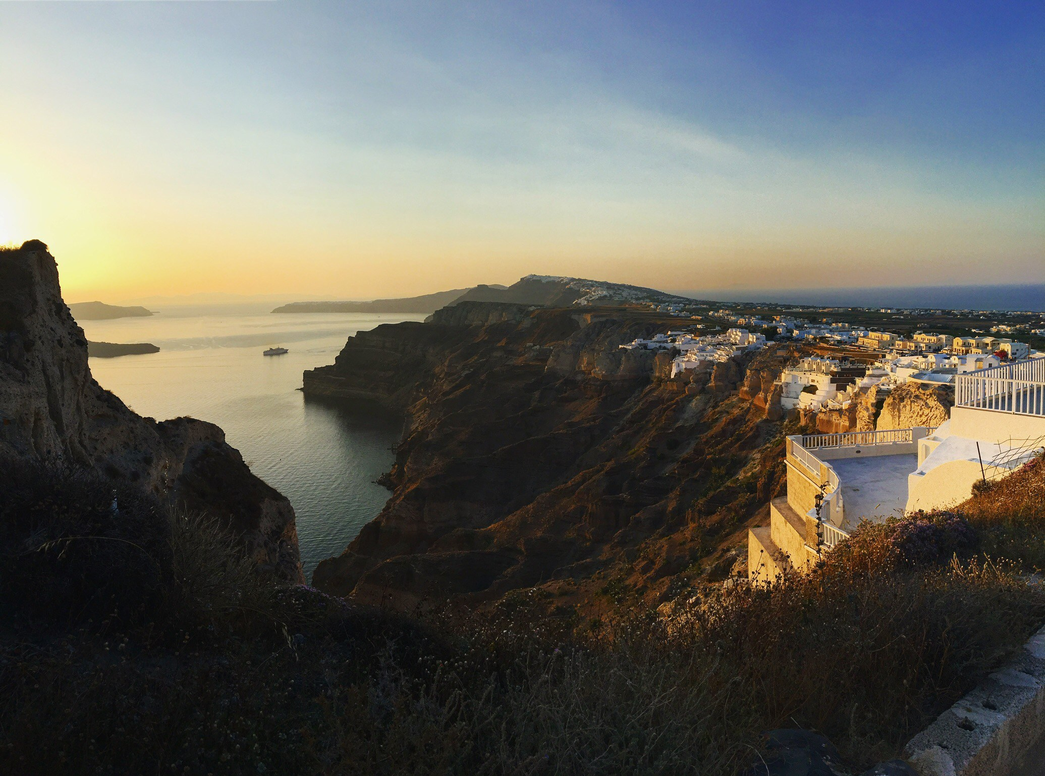 Dreamy Santorini Part 2 -