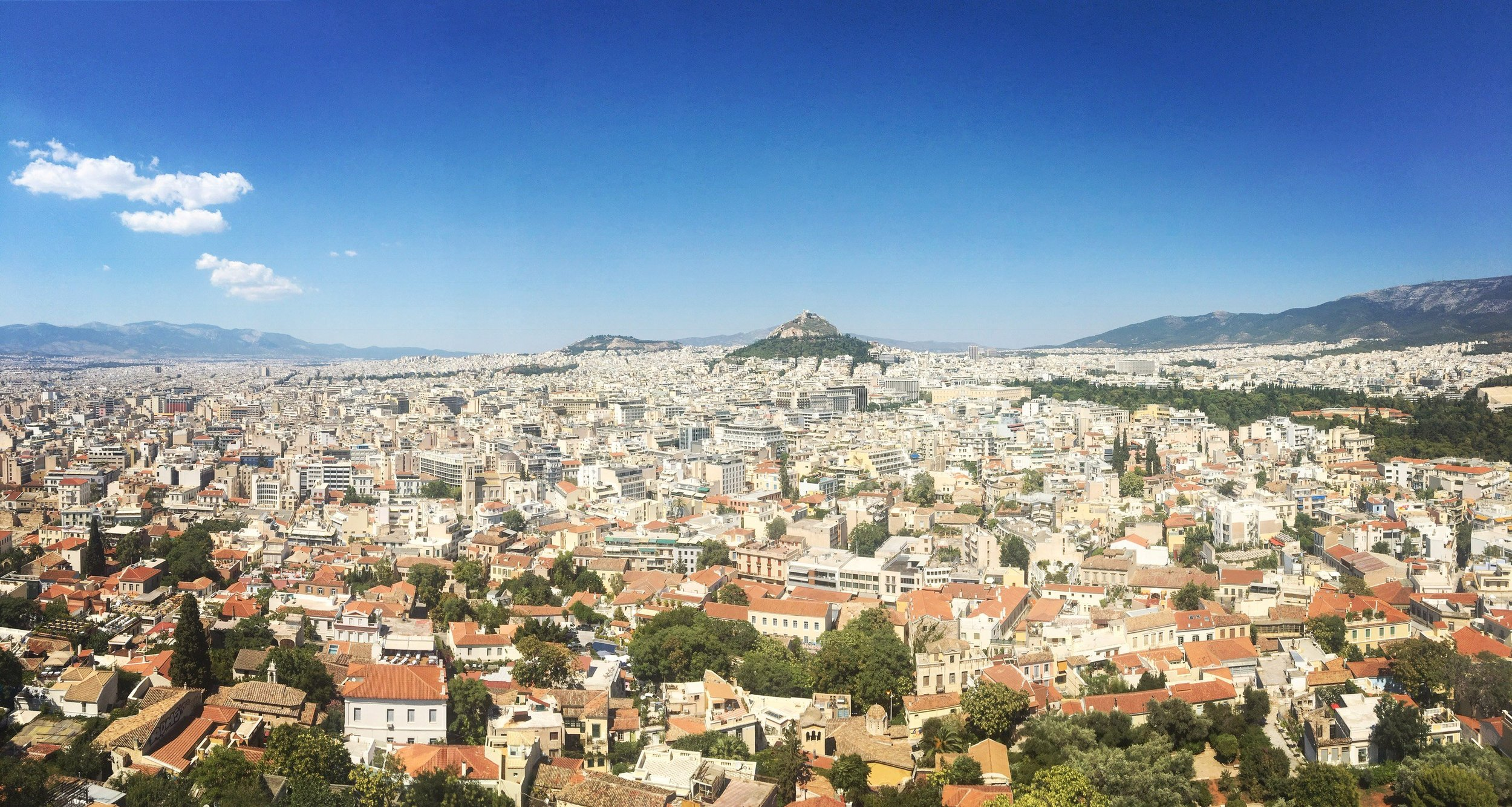 One Short Day: Athens -