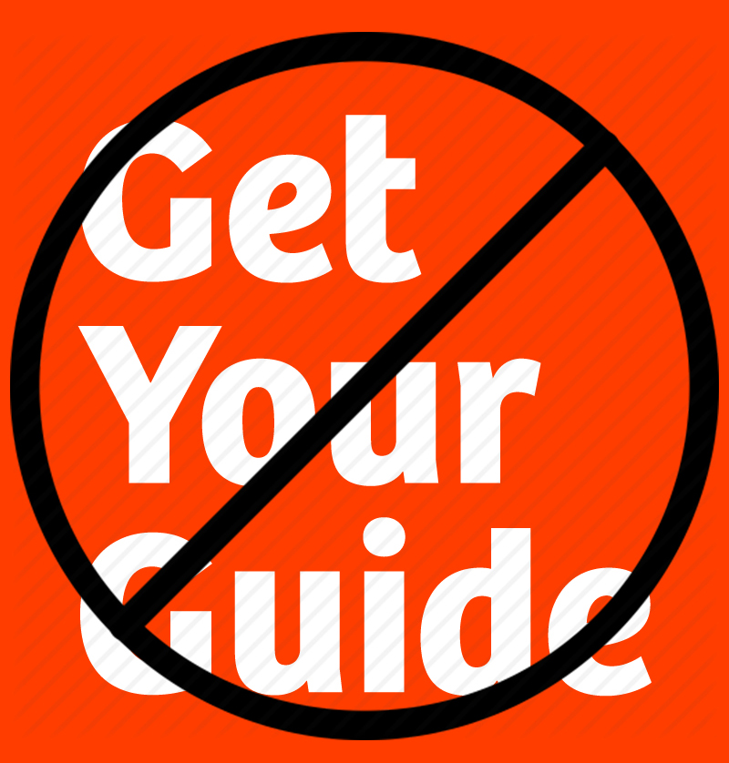 Get Your Guide Experience -