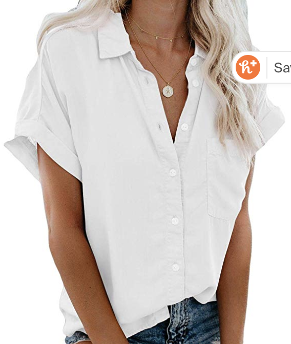 Loved this light and airy top. I wore it a few times. $11