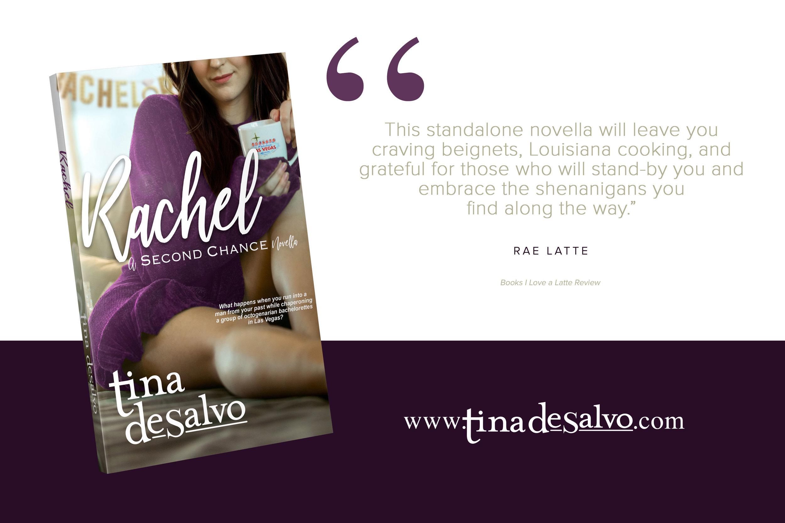 Rachel by Tina DeSalvo