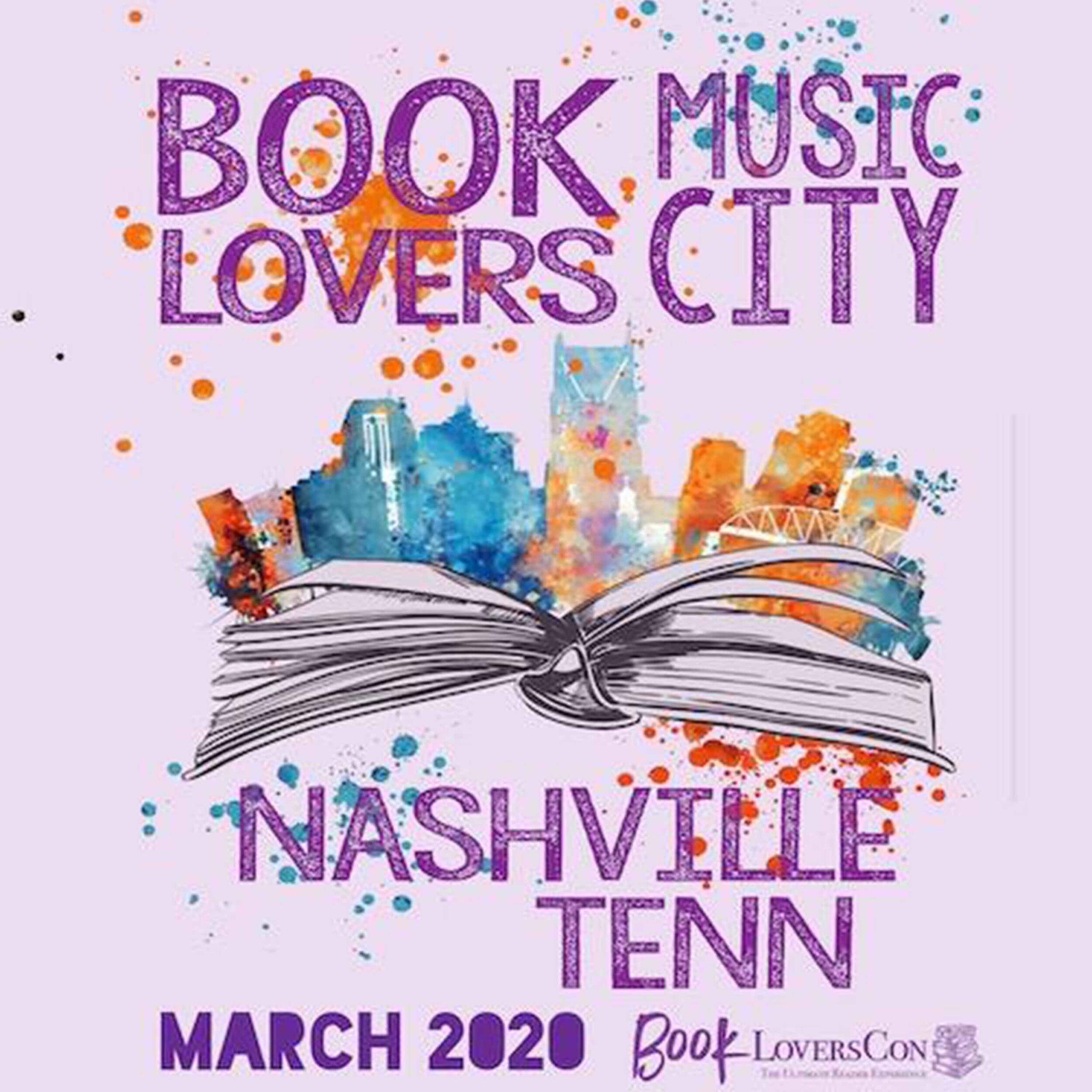 BOOKLOVERS   Save the date and start preparing for Booklovers Con, March 2020, Nashville, Tennessee.      More…